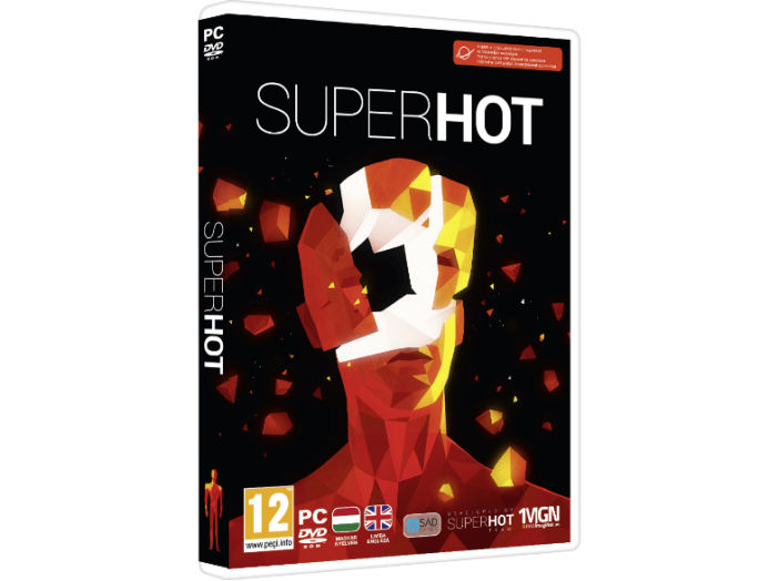 SAD SUPERHOT