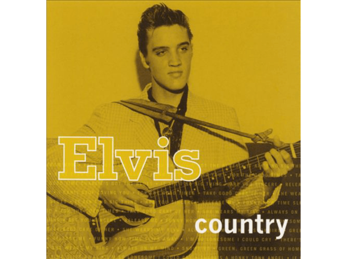 Elvis Country (2006 Compilation) CD