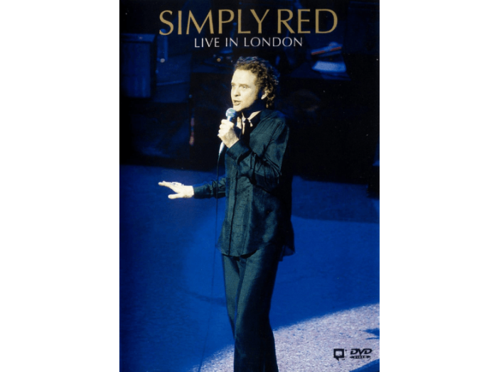 Live in London DVD