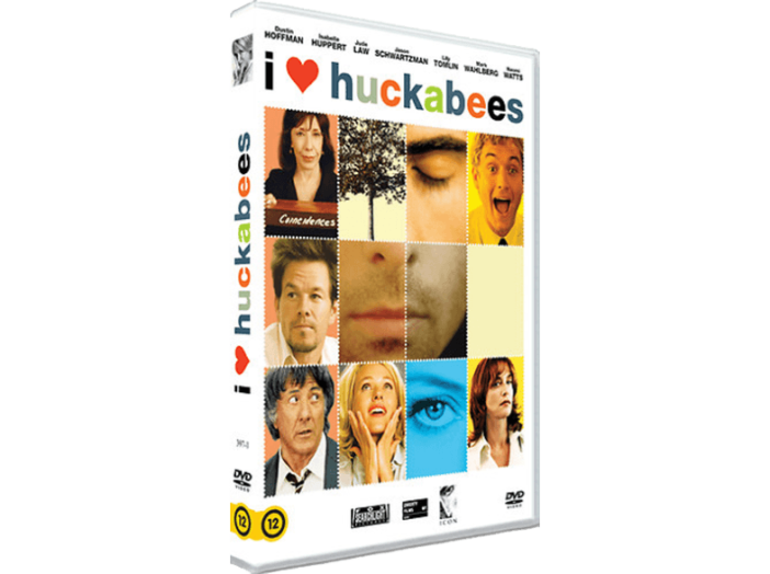 I Love Huckabees DVD