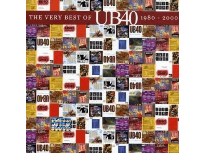 The Very Best Of UB40 CD
