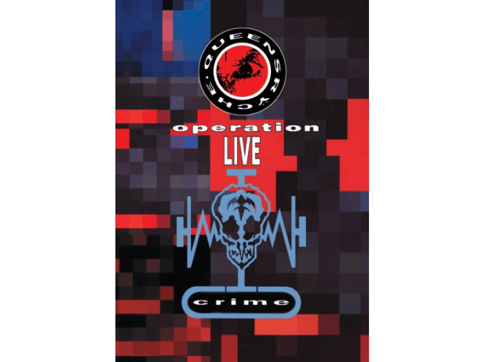 Operation Live Crime CD