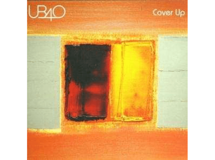 Cover Up CD