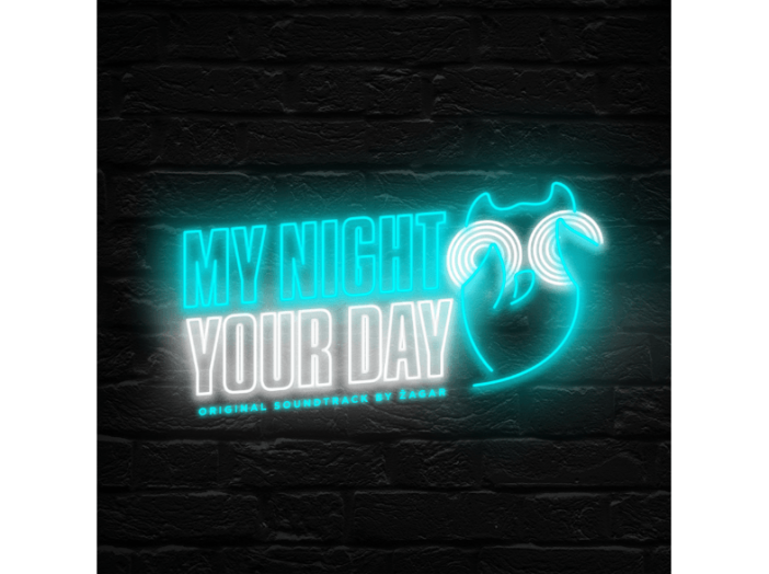 My Night Your Day / Az éjszakám a nappalod CD