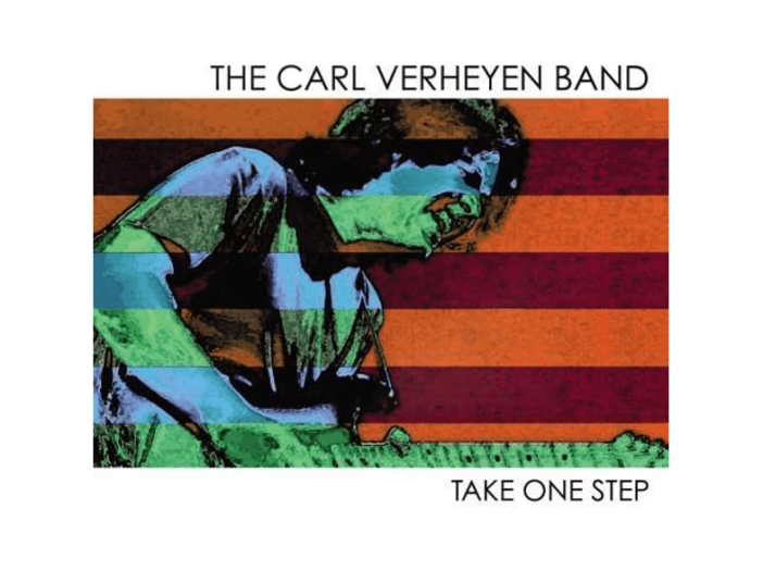 Take One Step CD
