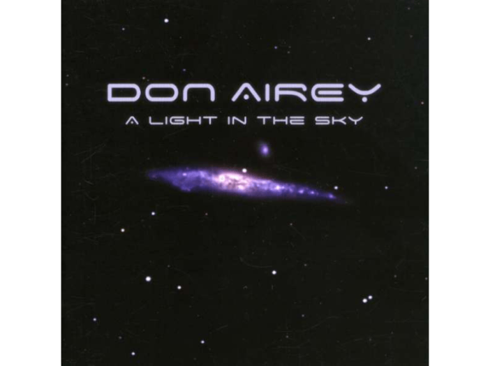 A Light In The Sky CD