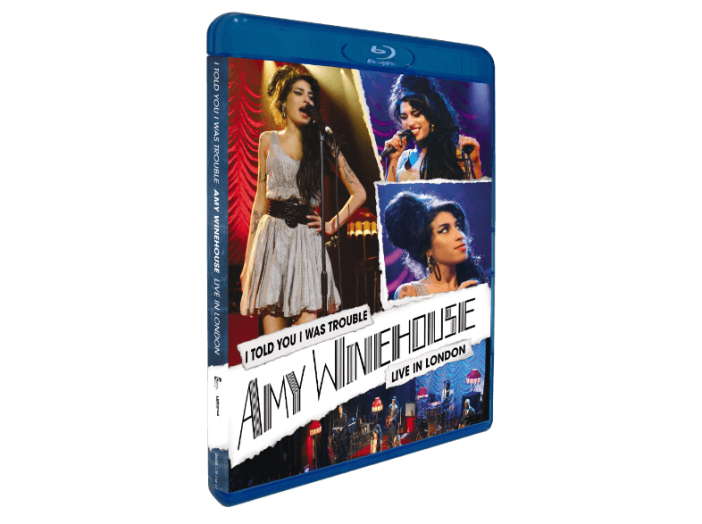 I Told You I Was Trouble - Live In London 2007 Blu-ray
