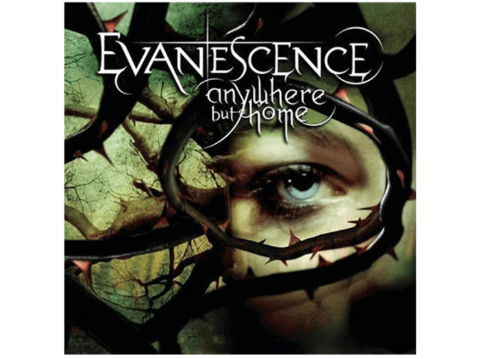Anywhere But Home CD+DVD