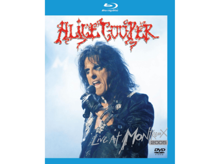 Live at Montreux 2005 Blu-ray