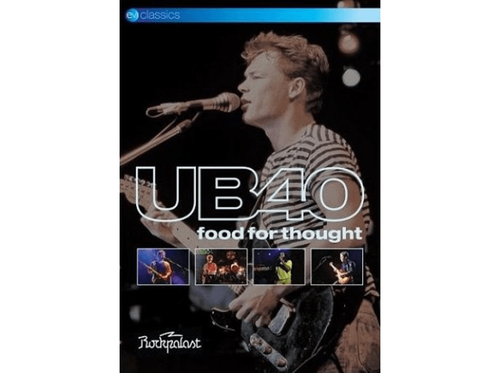 Food for Thought DVD