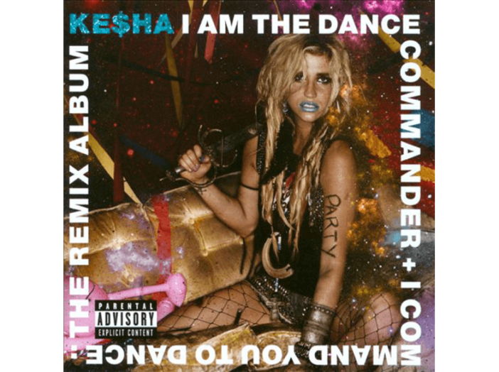 I Am the Dance Commander + I Command You to Dance (Remix Album) CD