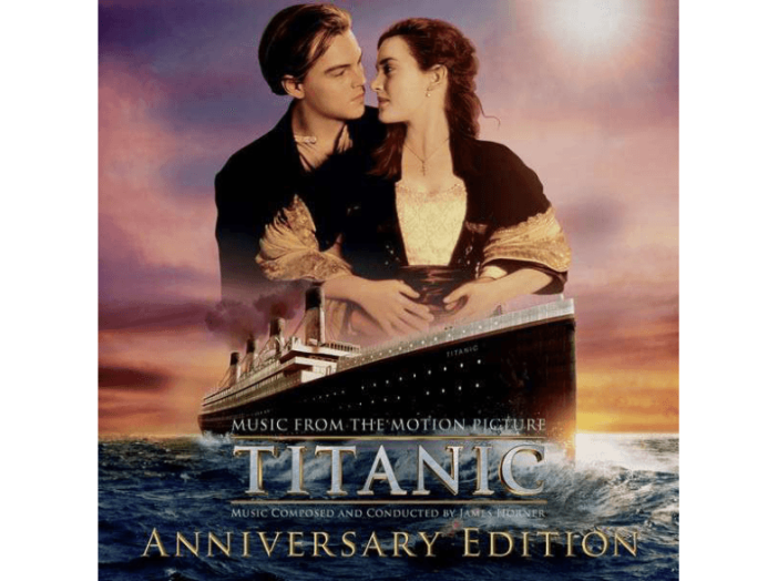 Titanic - Anniversary Edition CD