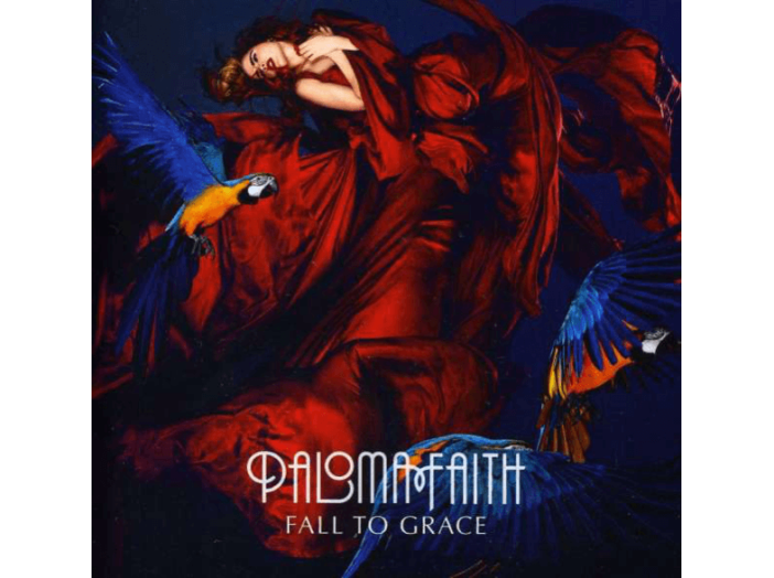 Fall to Grace CD