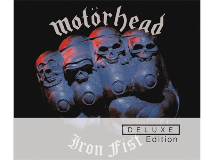 Iron Fist (Deluxe Edition) CD