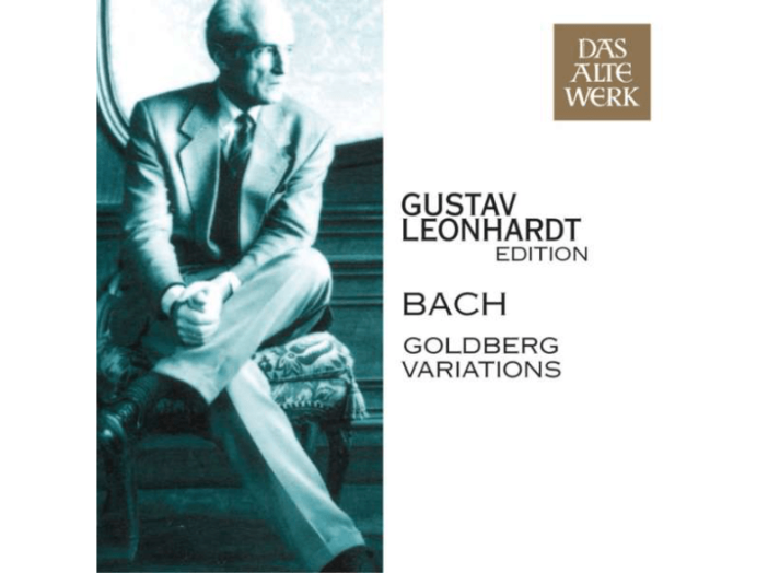 Goldberg Variations CD