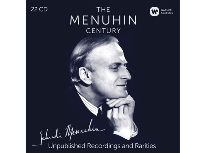 The Menuhin Century - Unpublished Recordings and Rarities CD