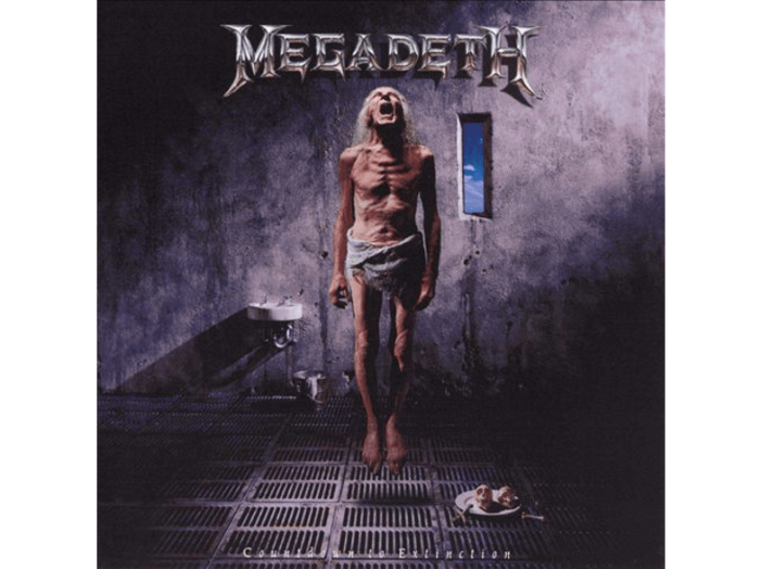 Countdown to Extinction CD