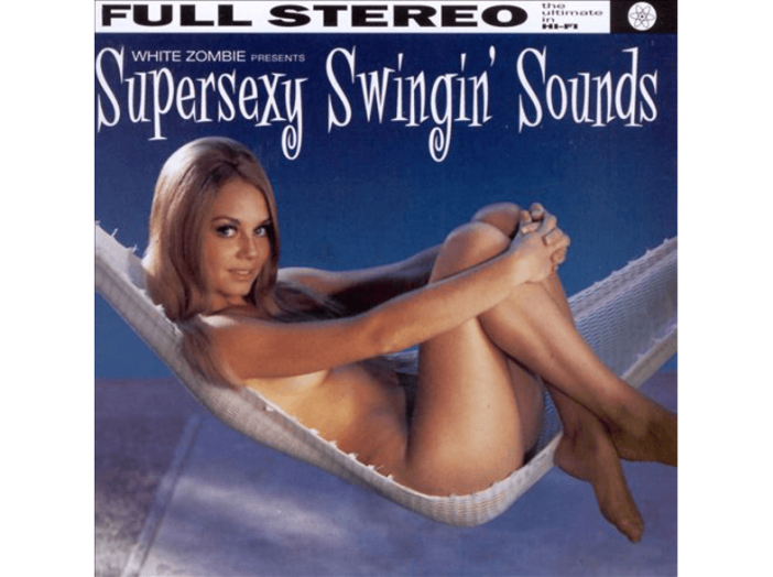 Supersexy Swingin' Sounds CD