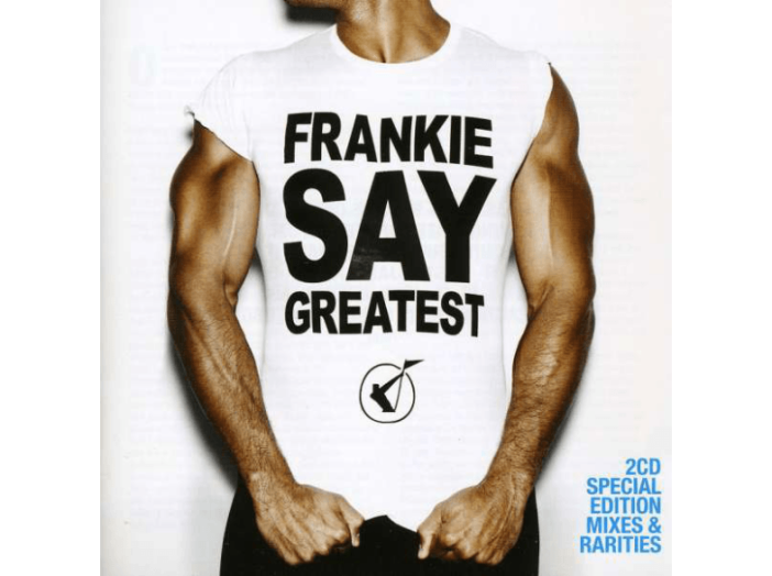 Frankie Say Greatest (Special Edition) CD