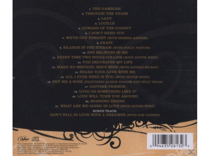 21 Number Ones CD