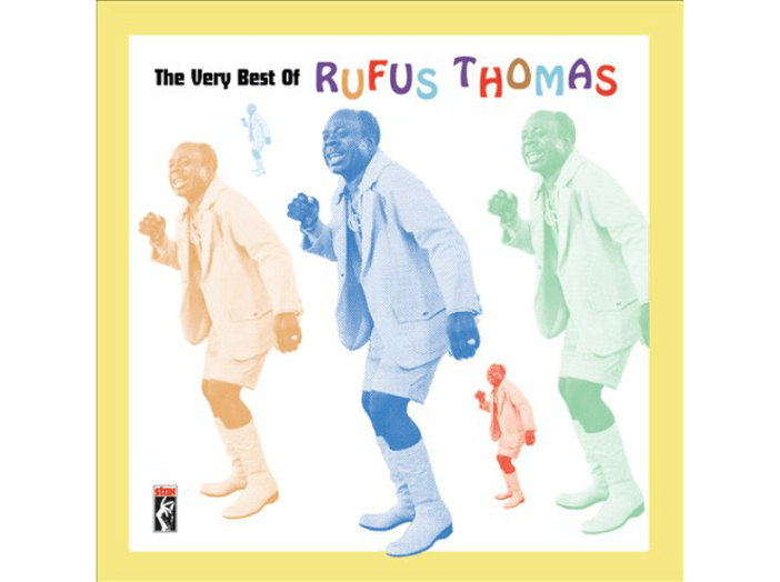 The Very Best of Rufus Thomas CD