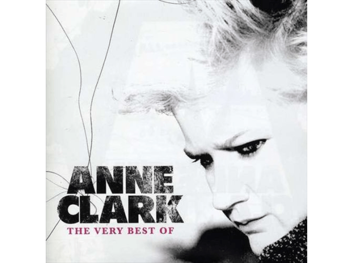 The Very Best of Anne Clark CD