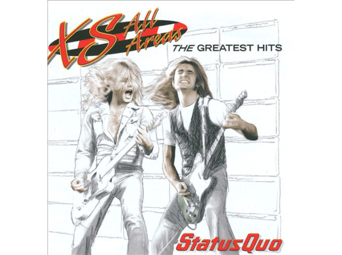 XS All Areas - The Greatest Hits CD