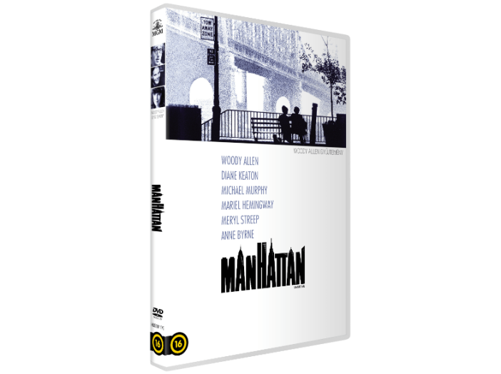 Manhattan DVD