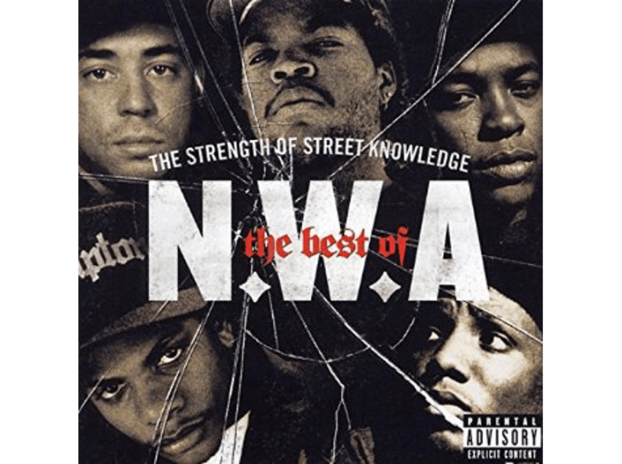 The Best of N.W.A. - The Strength of Street Knowledge CD