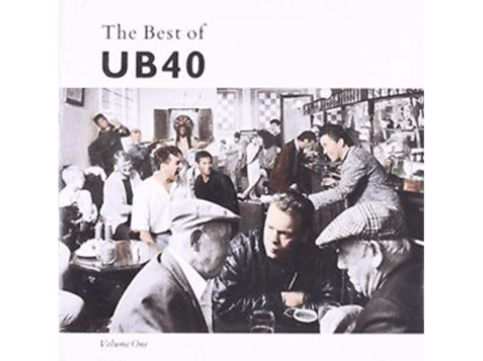 The Best of UB40 Volume One CD