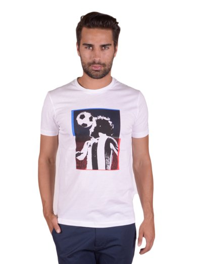 GRAPHIC SP Football n°4 Tee SS M optical