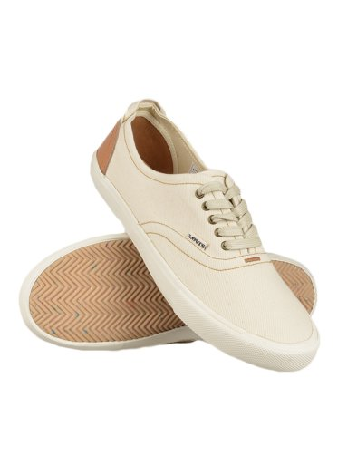 White Tab Sneaker Low