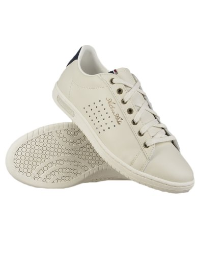Arthur Ashe Int Low lace lea