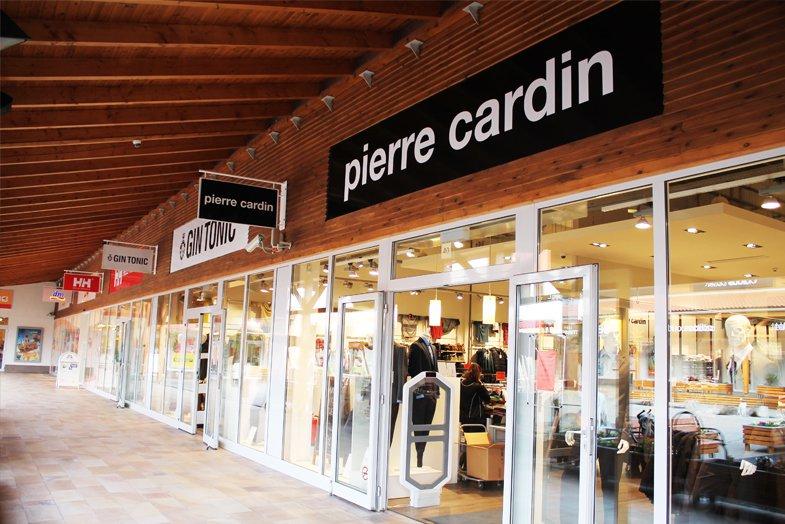 Pierre Cardin Premier Outlet - nyitvatartás 99975cd022