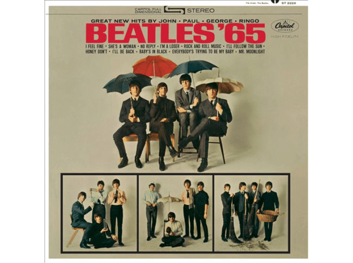 Beatles '65 CD