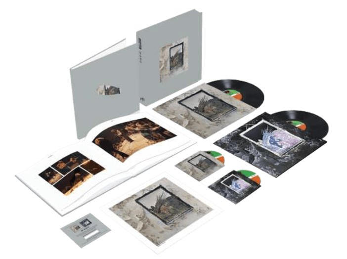IV (Super Deluxe Box Set Edition) LP+CD