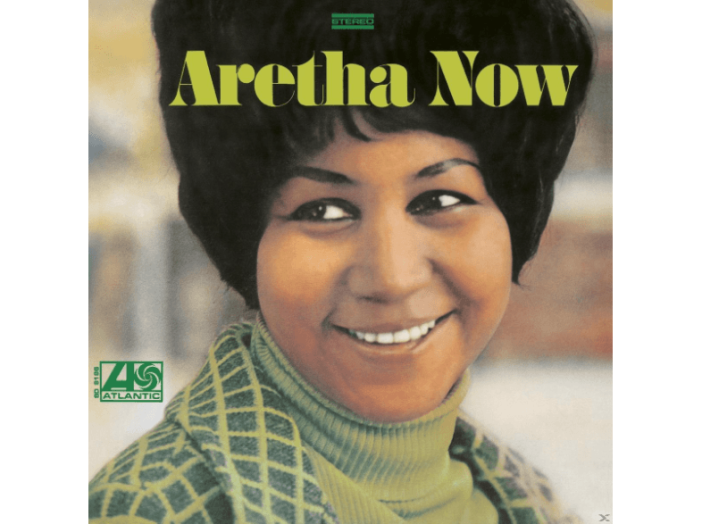 Aretha Now CD