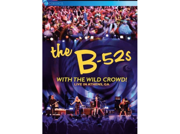 With The Wild Crowd! - Live in Athens, GA DVD