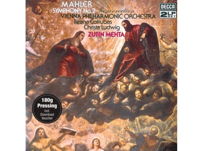 Symphony No.2 Resurrection LP