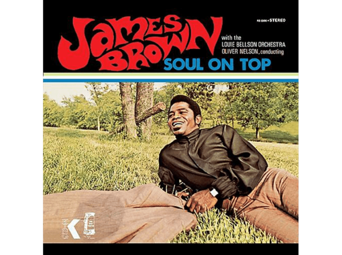 Soul on Top CD