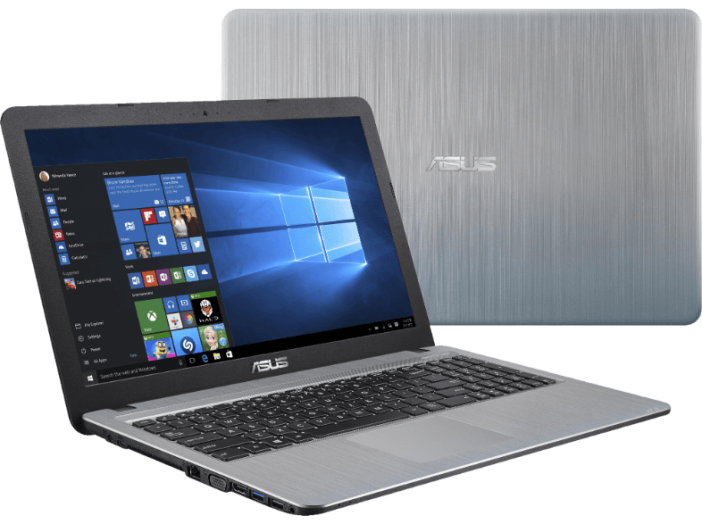 "X540LJ-XX061T ezüst notebook (15,6""/Core i3/4GB/1TB/GT920 2GB VGA/Windows 10)"