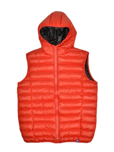 SNOWBALL VEST RED