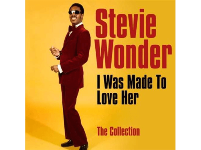 I Was Made To Love Her - The Collection CD