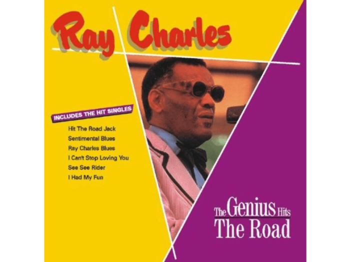 The Genius Hits The Road CD
