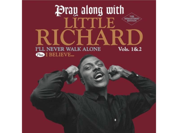 Pray Along with Little Richard Vol.1&2 CD