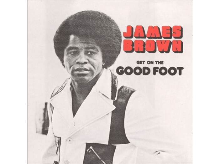 Get on The Good Foot LP