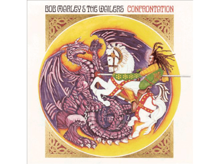 Confrontation CD