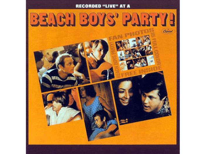 Beach Boys' Party! / Stack-O-Tracks CD