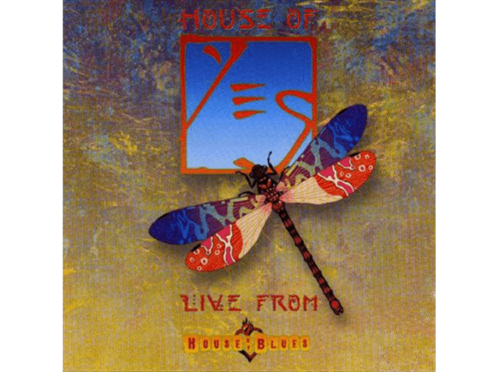 House of Yes - Live from House of Blues CD