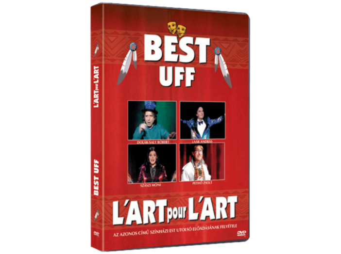 Best Uff L'art pour L'art DVD
